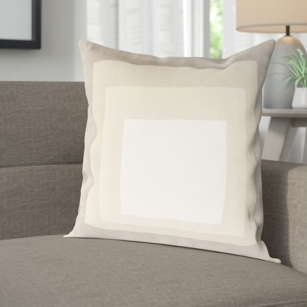 Akron 100% Cotton Pillow Cover by Langley Street